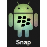 Установка программы Snap для BlackBerry Q5